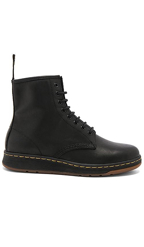 Newton 8 Eye Leather Boots