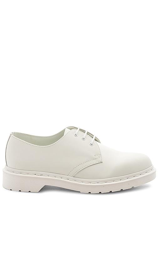 Dr. Martens 1461 Mono Shoe in White