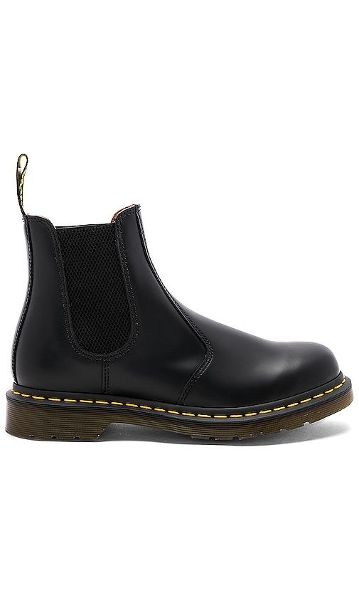2976 Yellow Stitch Boot