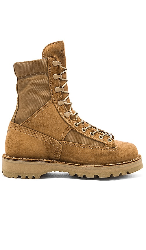 Danner Marine 8 Inch Military Boot in Mojave