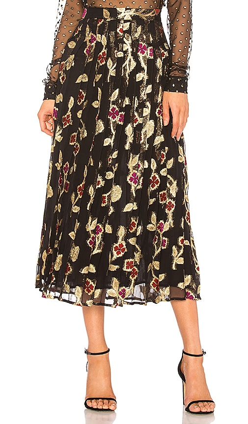Dodo Bar Or Jenn Skirt in Black