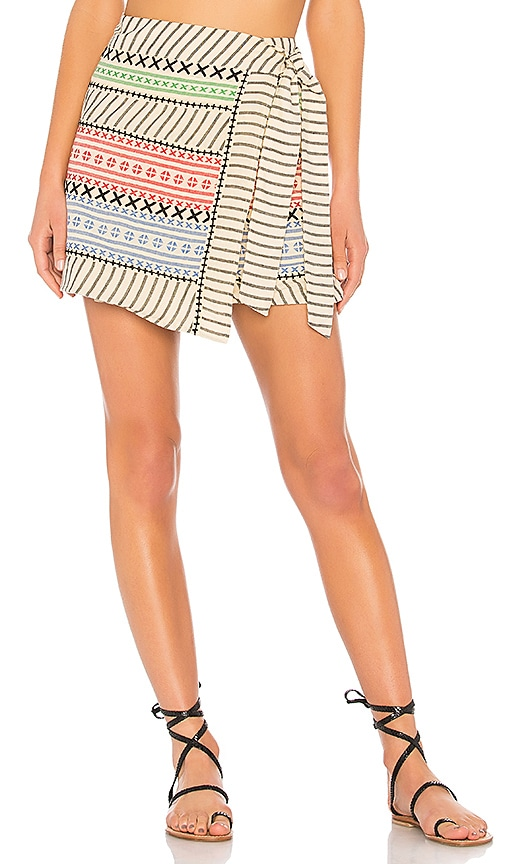 Dodo Bar Or Leonil Skirt in Cream