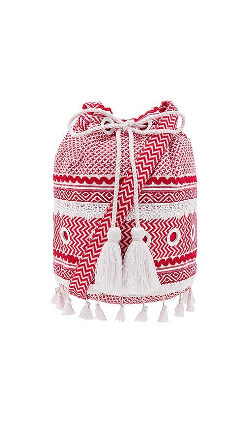 Dodo Bar Or Kashi Bag in Red