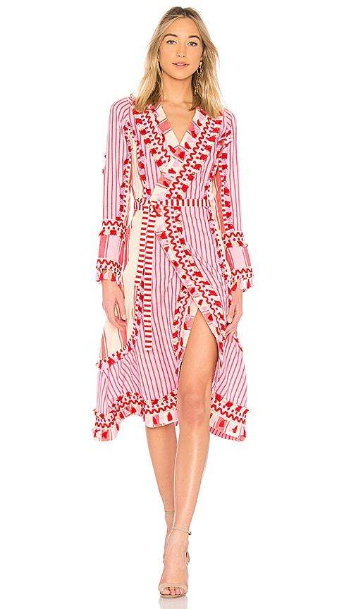 Dodo Bar Or Miranda Dress in Pink