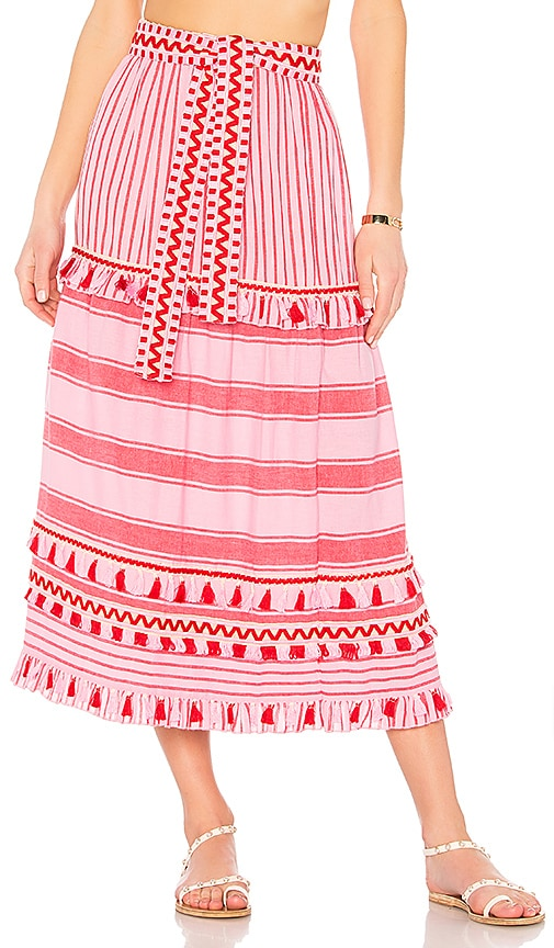 Dodo Bar Or Gael Skirt in Pink
