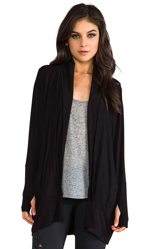 Long Sleeve Oversize Cardigan