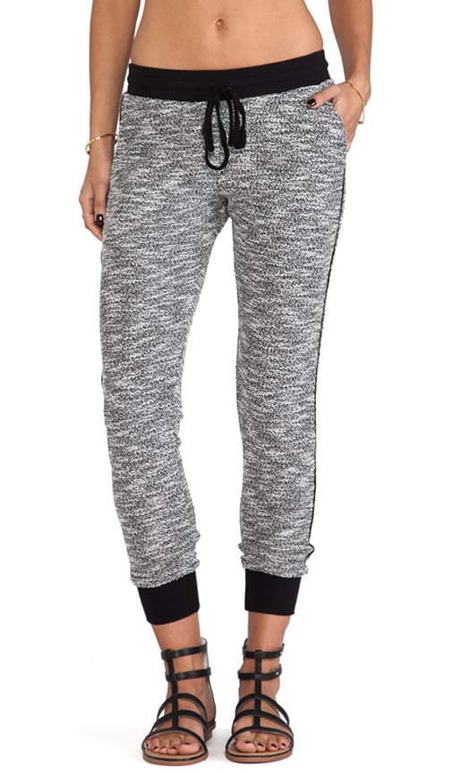 Slash Pocket Sweatpant