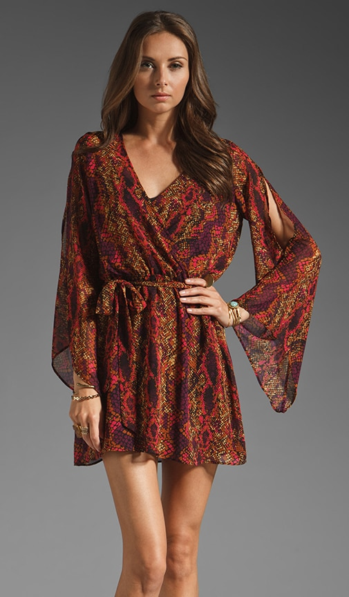 Rexxy Python Dress