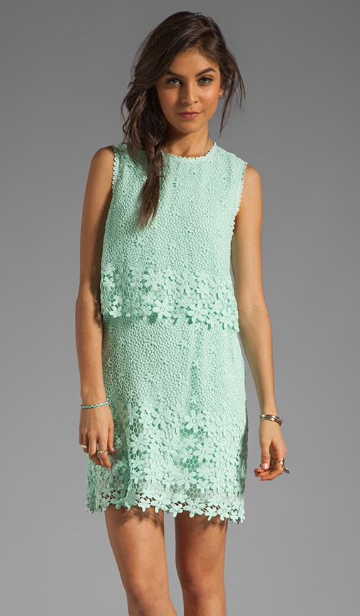 Aceline Daisy Lace Dress