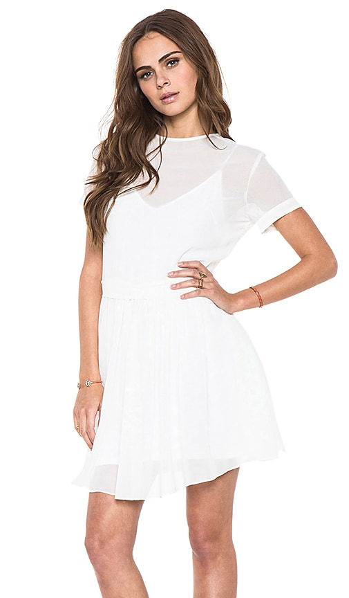 Scott Short Sleeve Dress