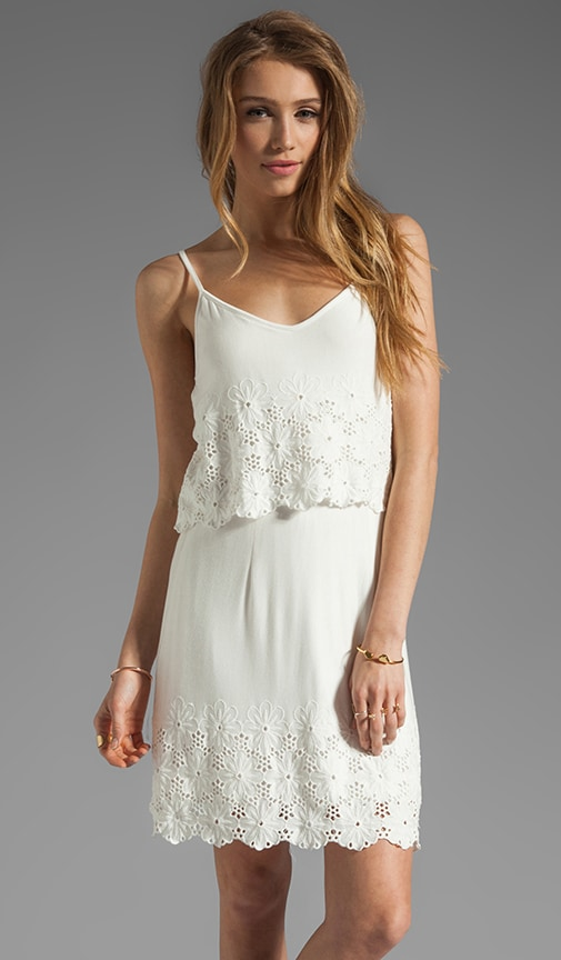 Jeralyn Hem Daisy Tank Dress