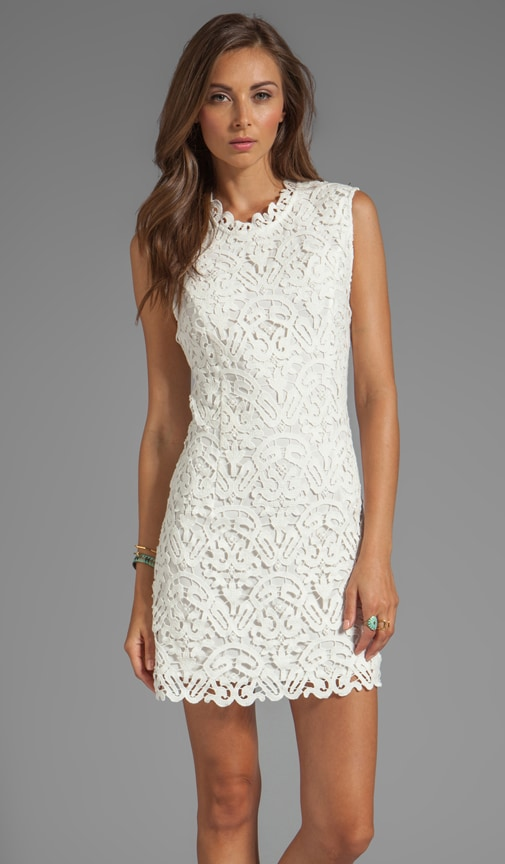Jie Charleston Lace Tank Dress