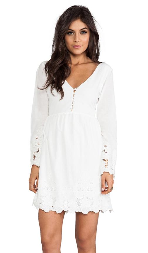 Jilisa Sunflower Lace Dress