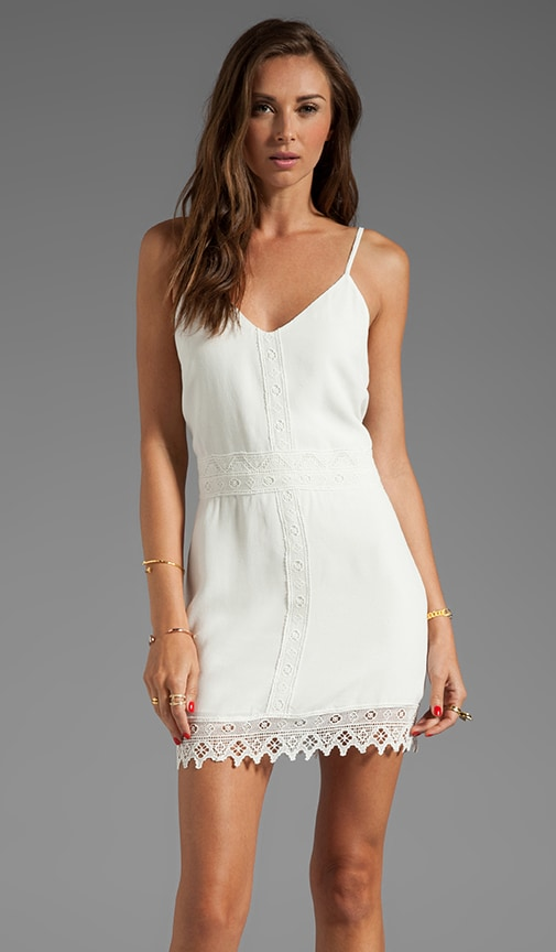 Byzantine Edgy Lace Dress