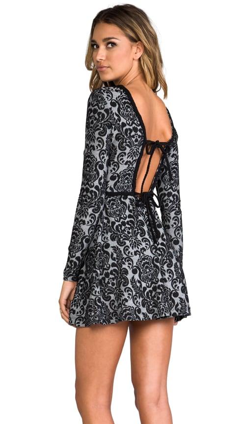 Azalia Baroque Knit Dress