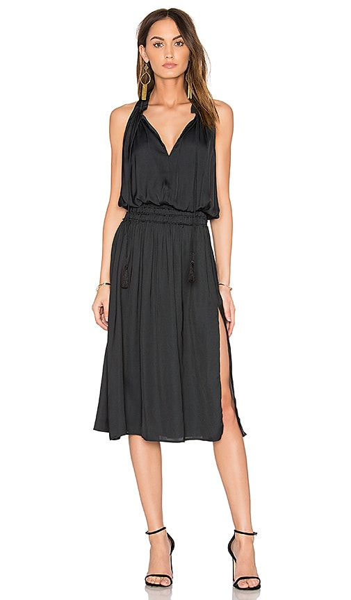 Dolce Vita Jonah Maxi Dress in Black
