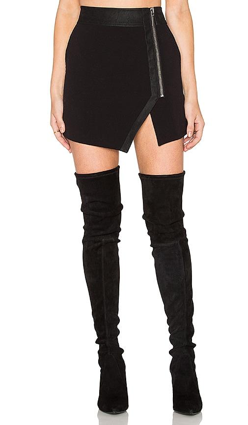 Dolce Vita Lea Skirt in Black