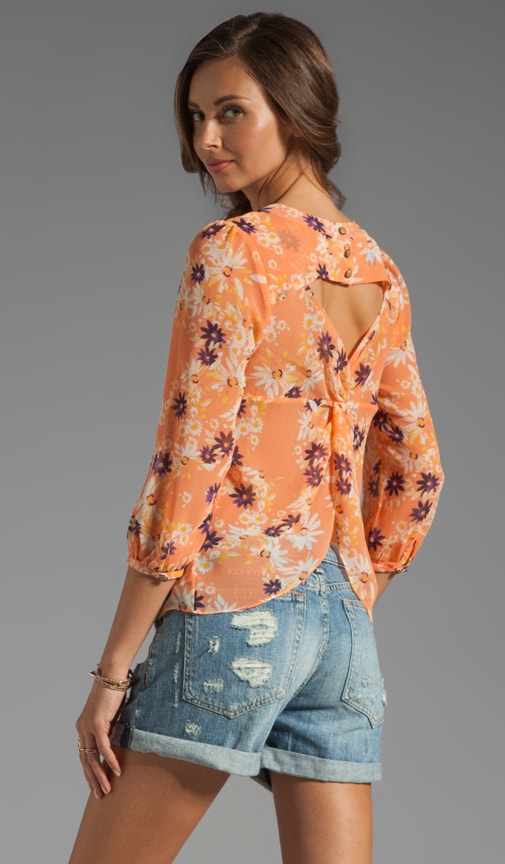 Aema Lazy Daisy Blouse