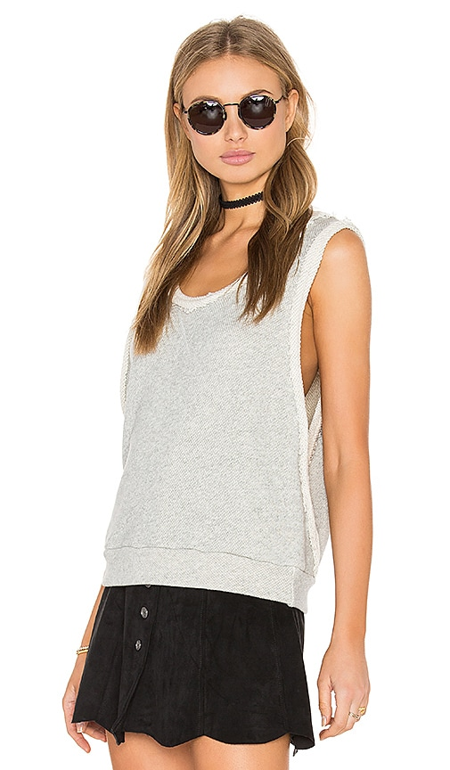 Dolce Vita Aaron Top in Gray