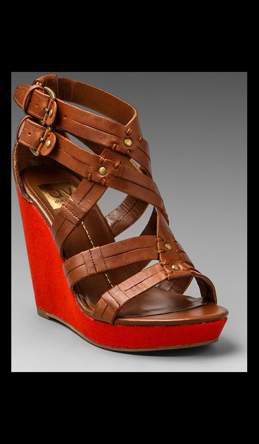 Telsa Wedge Sandal
