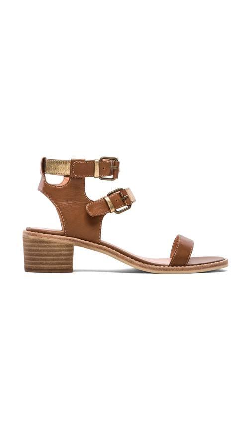 Zinc Sandal
