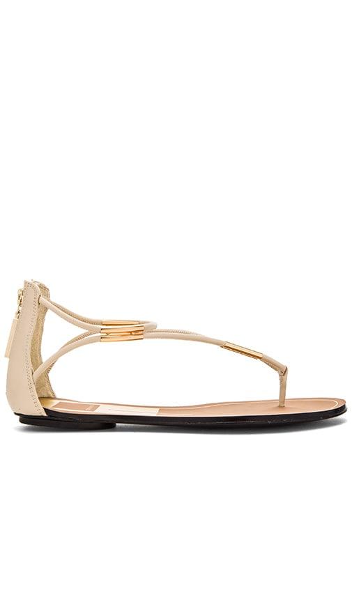 Dolce Vita Marnie Sandal in Vanilla