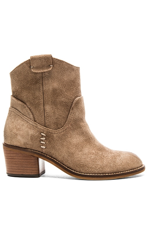 Dolce Vita Grayden Boot in Taupe