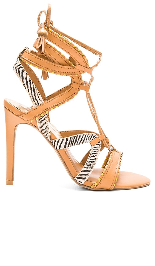 Dolce Vita Haven Cow Hair Heel in Tan