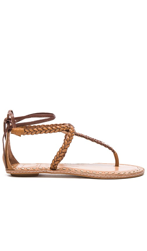 Dolce Vita Keoni Sandal in Caramel Multi Leather