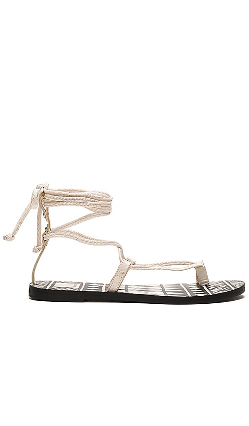 Dolce Vita Chandler Sandal in White