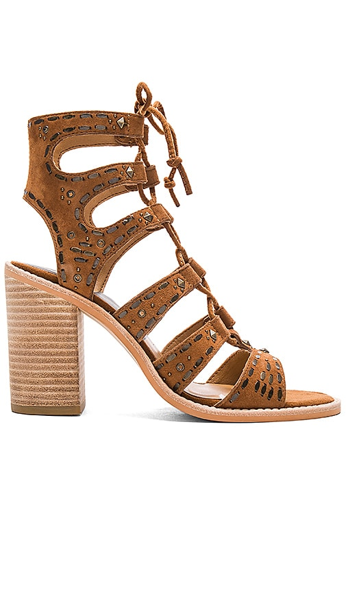 Dolce Vita Lyndie Sandal in Brown
