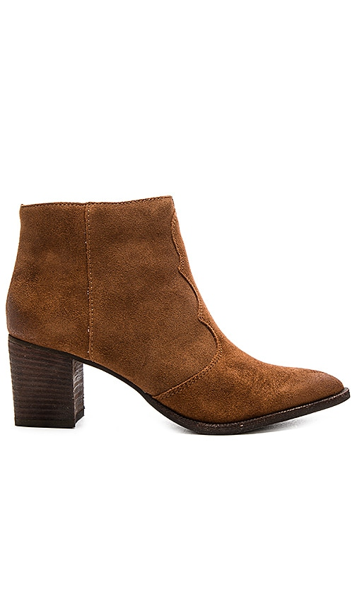 Dolce Vita Lennon Bootie in Brown
