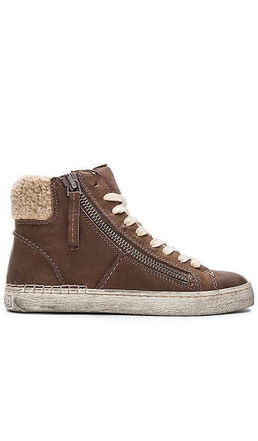Zola Faux Fur Sneaker