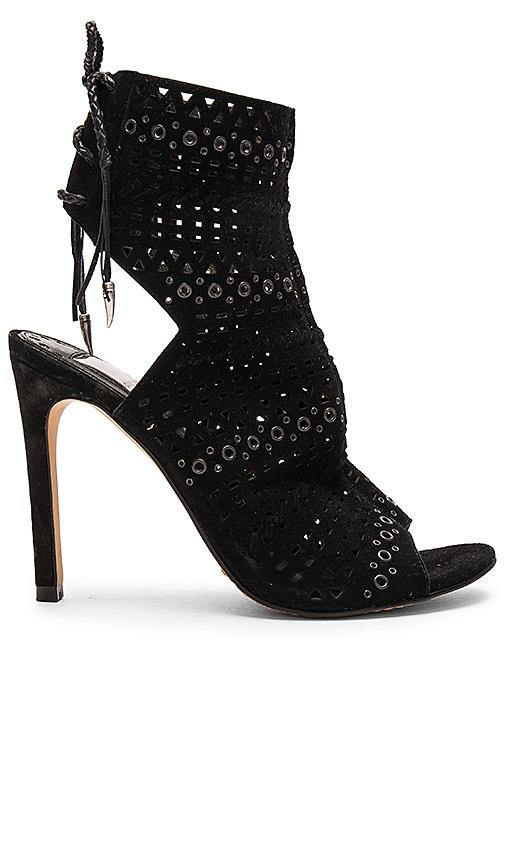 Dolce Vita Harmon Heel in Black