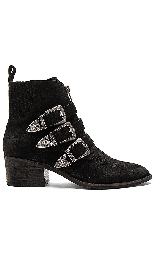 Dolce Vita Scott Bootie in Black
