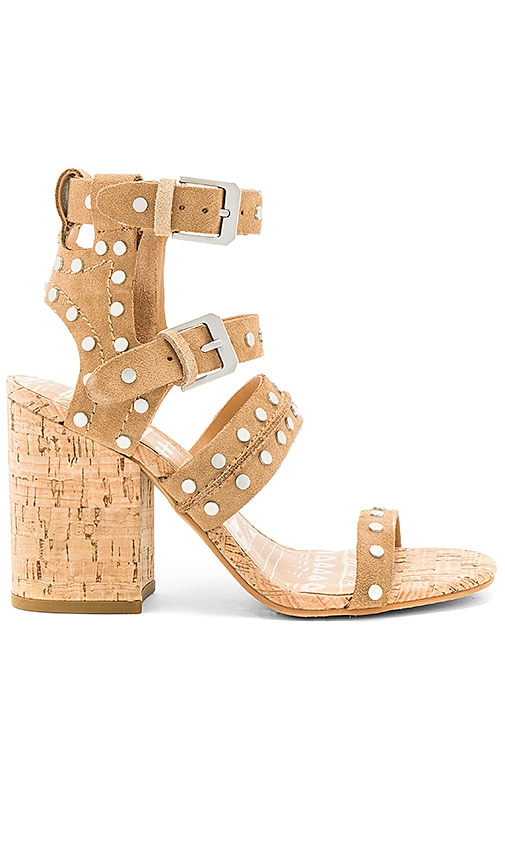 Dolce Vita Effie Sandal in Brown