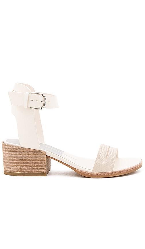 Dolce Vita Rae Heel in White