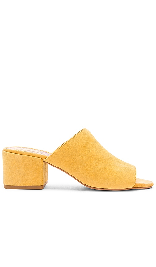 Dolce Vita Shena Mule in Yellow