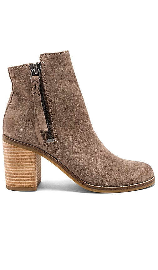 Dolce Vita Lanie Bootie in Taupe