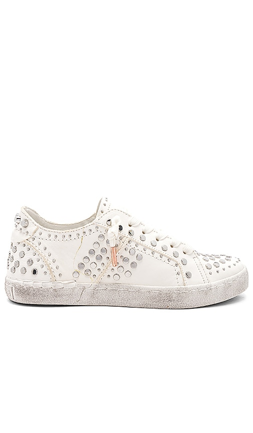 Dolce Vita Zadie Sneaker in White