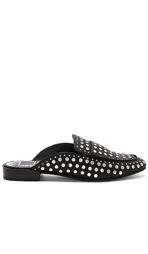Dolce Vita Maura Flat in Black