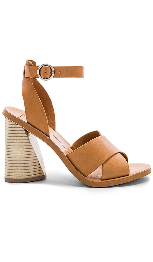 Dolce Vita Athena Heel in Tan