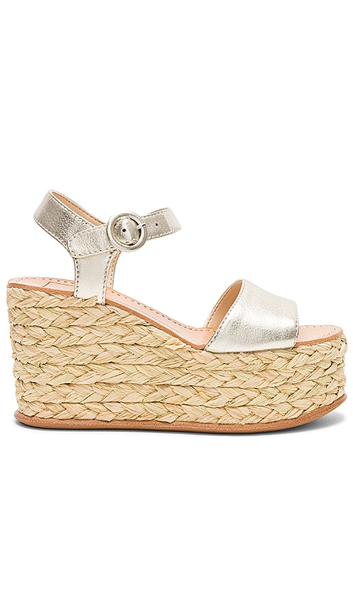 e2c6422a68c6 Dolce Vita Dane Wedge in Light Gold