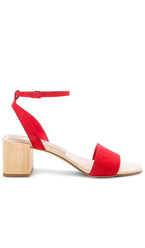 Dolce Vita Zarita Sandal in Red