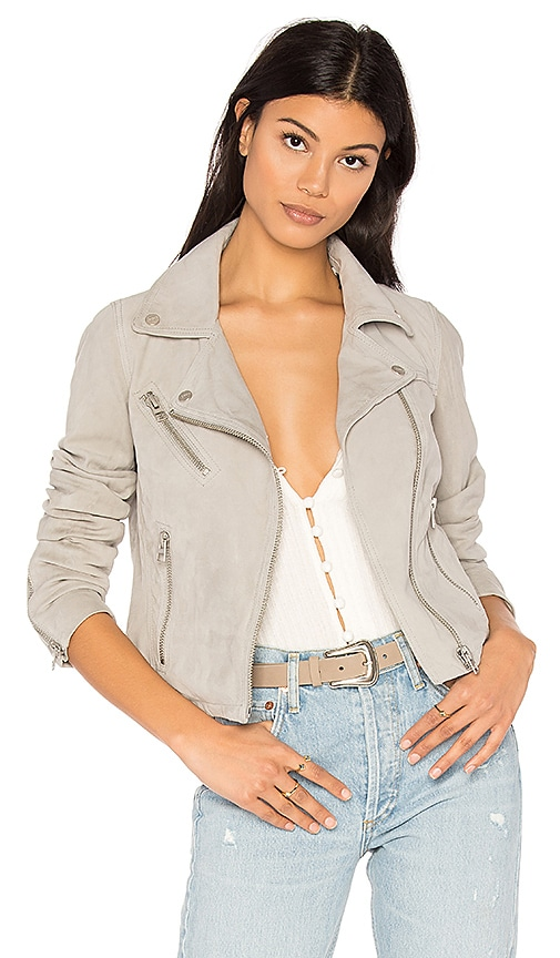 DOMA Who Jacket in Gray