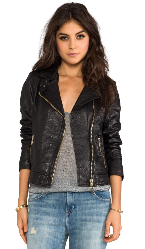 Tuscano Lamb Leather Jacket