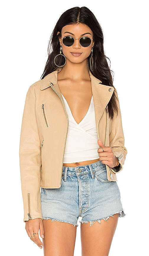 DOMA Lou Jacket in Tan