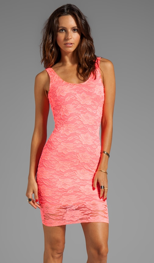 Passion Scoop Back Dress
