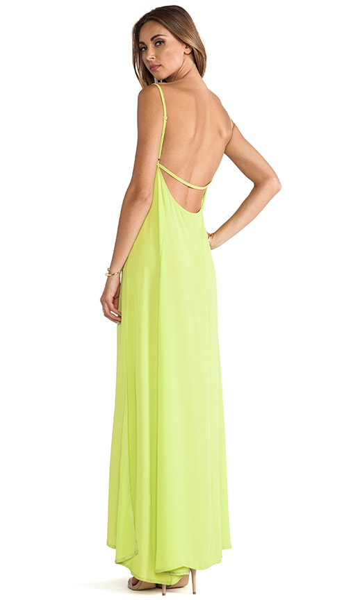 Trapeze Gown