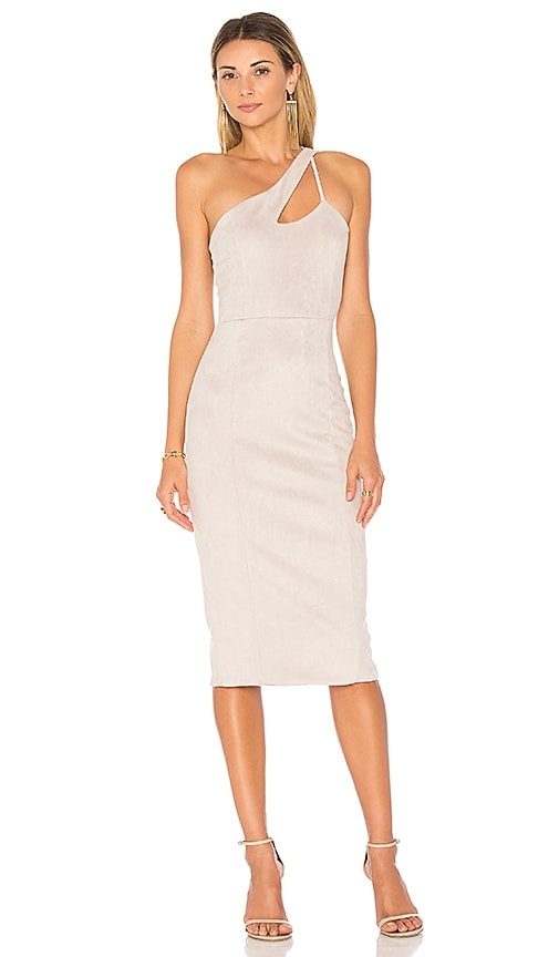 Donna Mizani Ava Dress in White